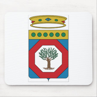 Apulia Coat of Arms Italy Mouse Pads