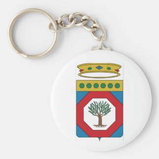 Apulia (Italy) Coat of Arms Keychains