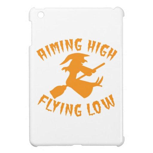 Apuntar a la bruja baja del alto vuelo que vuela H