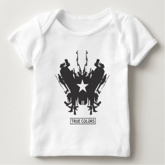 APxSONY Howell True Colors - Butterfly Star Baby T-Shirt