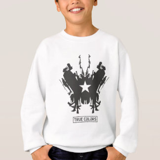 APxSONY Howell True Colors - Butterfly Star Sweatshirt