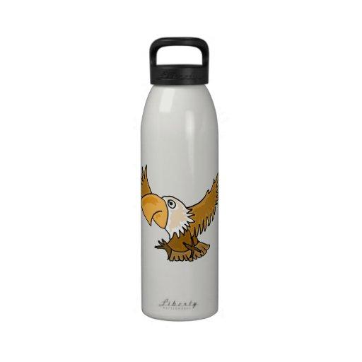 AQ- botella de agua divertida de Eagle