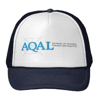 AQAL Journal cap Trucker Hat