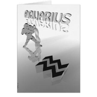 aqaurius card