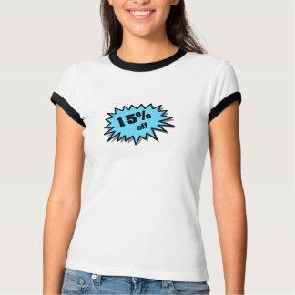 Aqua 15 Percent Off T Shirts