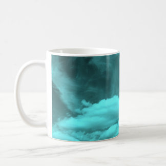 AQUA ALIEN WORLD COFFEE MUG