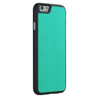 Aqua Alliance Carved® Maple iPhone 6 Case