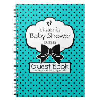 baby shower guest book gifts on zazzle