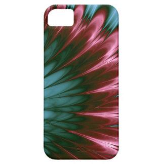 Aqua and Pink Glory iPhone 5 Cover