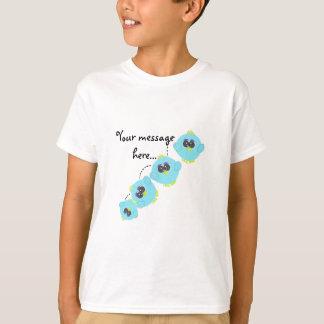 Aqua Baby Bird T-Shirt
