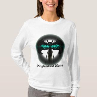 Aqua Bat - Neighborhood Watch - 1 Side T-Shirt