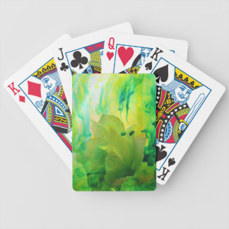 """Aqua Blend"" collection Bicycle Playing Cards"