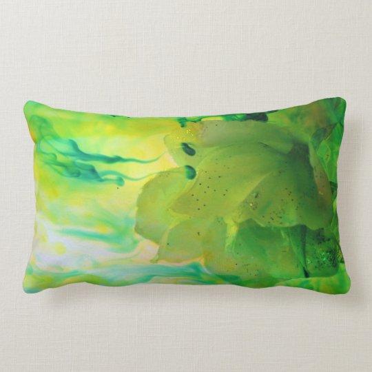 """""""Aqua Blend"""" collection Lumbar Pillow"""
