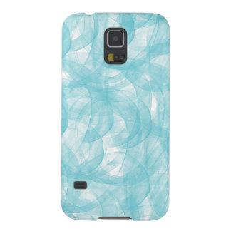 Aqua Bliss Watercolor Galaxy S5 Case