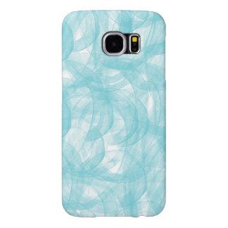 Aqua Bliss Watercolor Samsung Galaxy S6 Case