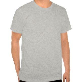 Aqua Blue Tattoo Symbol Mens T-Shirt shirt
