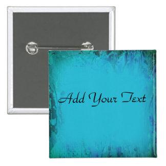 Aqua Blue Watercolor Abstract Pin
