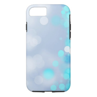 Aqua Bubbles iPhone 7 Case