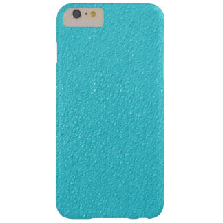 Aqua Bumpy Pattern Barely There iPhone 6 Plus Case