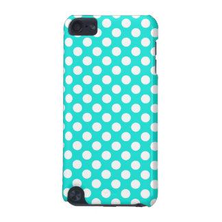 Aqua Color Polka Dots iPod Touch 5G Case