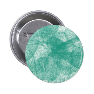 Aqua colored scribbles 2 inch round button