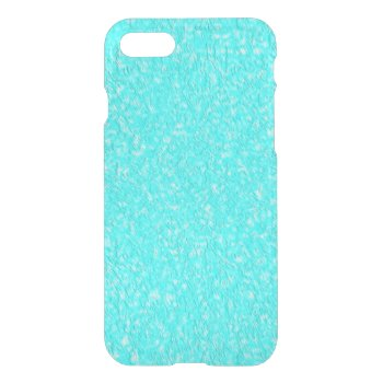 Aqua Design iPhone 7 Case