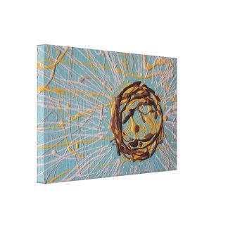 Aqua Dream Canvas Print