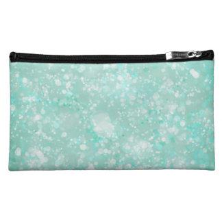 Aqua Fairy Dust Makeup Bag