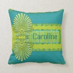 Aqua Fans Personal Customised Pillow