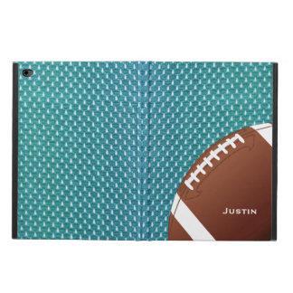 Aqua Football iPad Air 2 Case with Stand Powis iPad Air 2 Case