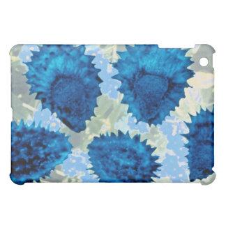 Aqua Forget-me-not seeds (Myosotis palustris) flow Cover For The iPad Mini