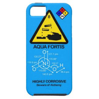 Aqua Fortis iPhone 5 Cover