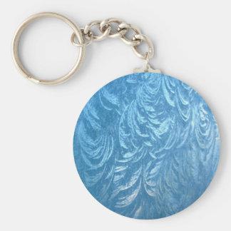 Aqua Frost ~ keychain