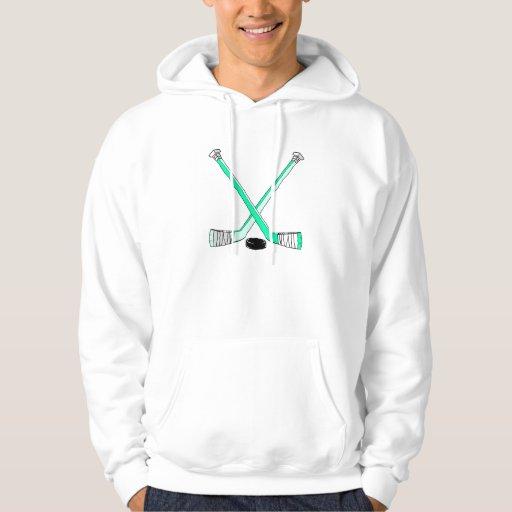 Aqua Hockey Pullover
