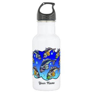 Aqua Life Adventure Canteen 18oz Water Bottle