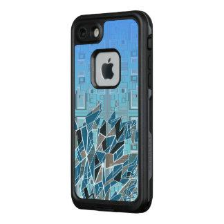 Aqua LifeProof FRĒ iPhone 7 Case