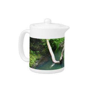 Aqua Marine Teapot
