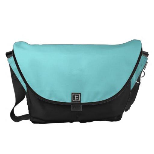 Aqua Courier Bag