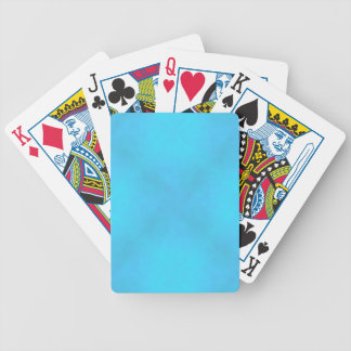 Aqua Mist by Kenneth Yoncich Bicycle Playing Cards