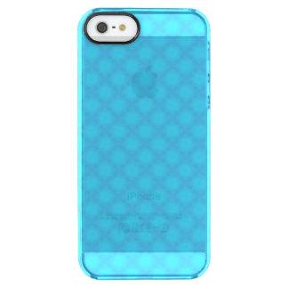 Aqua Mist Clear iPhone SE/5/5s Case