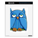 Aqua Owl NOOK (Wi-Fi/3G + Wi-Fi) Skin NOOK Skins