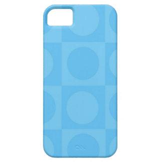 aqua Panton style iphone case iPhone 5 Case
