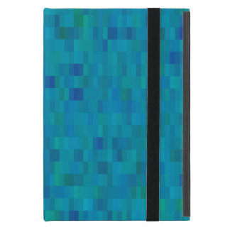 Aqua pattern case