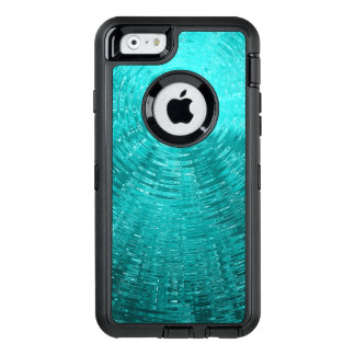 Aqua Ripples OtterBox Defender iPhone Case