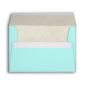 Aqua Sands Envelope