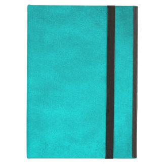Aqua Smudge Cover For iPad Air