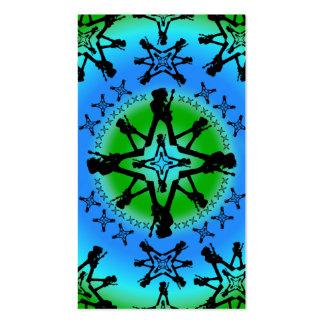 Aqua Solstice - Business Card