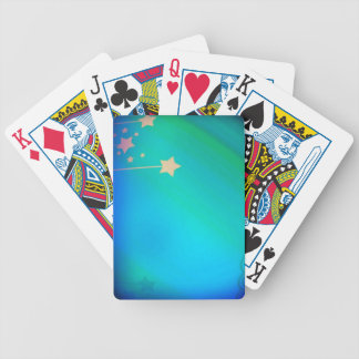 Aqua Sphere Bicycle Playing Cards