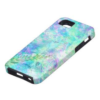 Aqua Spring iPhone 5 Cases