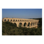 Aquaduct romano poster